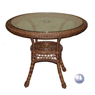 4178DT36** - Chasco Designs Sanibel Bistro Table