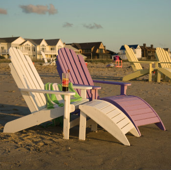 AD_1005 - 4 Piece Shoreline Adirondack Set