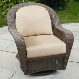 3293SG - North Cape Winchester Swivel Glider