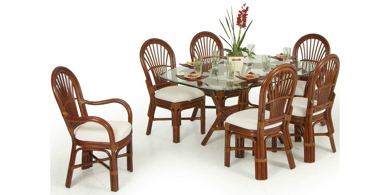 Indoor Rattan Dining