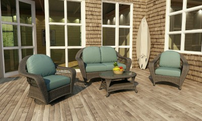 North Cape Charleston and Port Royal 4 Piece Set